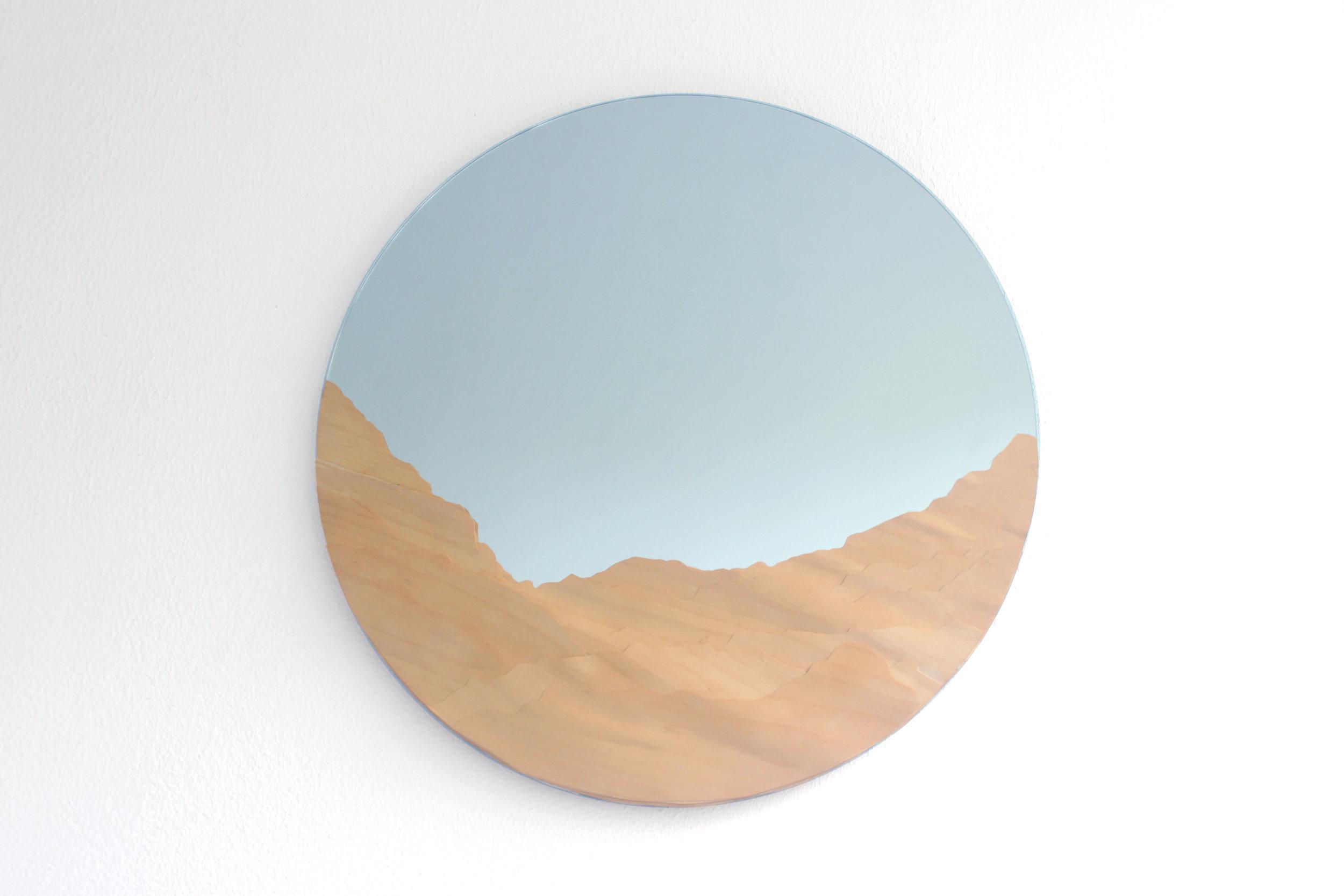espelho paisagens imaginárias