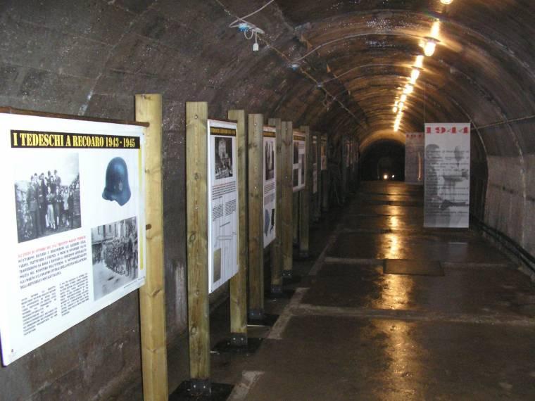 bunker tedesco recoaro