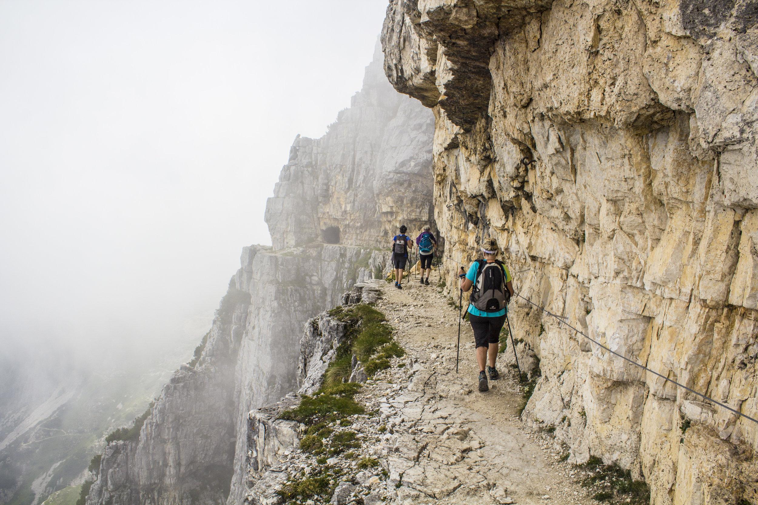 Strada delle 52 gallerie Mt. Pasubio