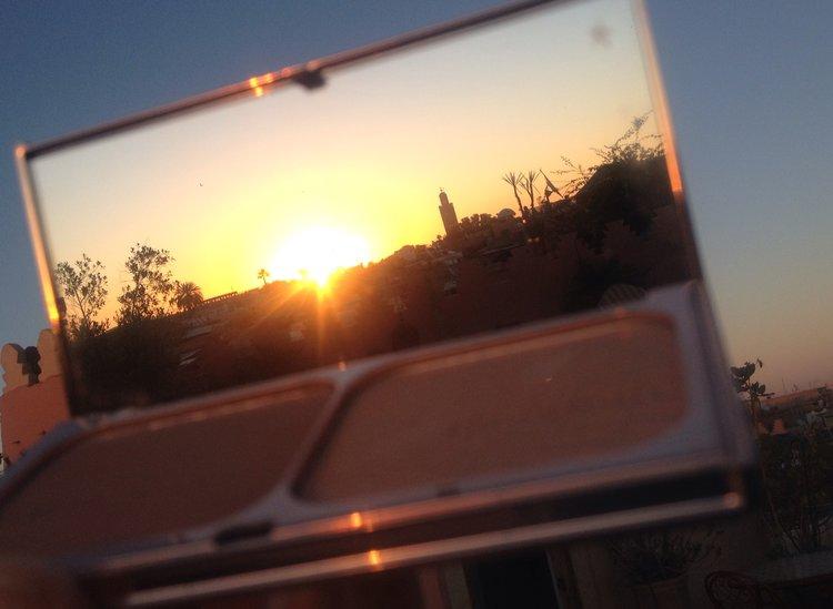 MY TRAVELS - MARRAKECH - FILMSTAR BRONZE & GLOW