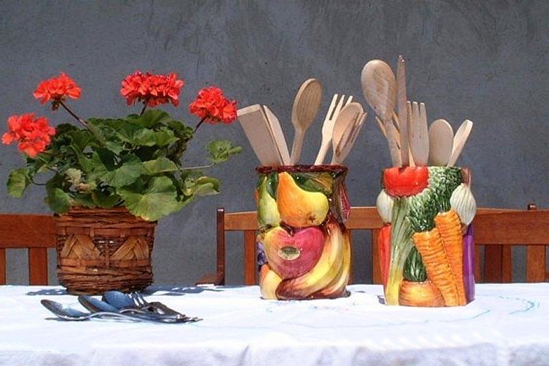 RAFFAELLO - Cucina e Idee Regalo decorate a mano