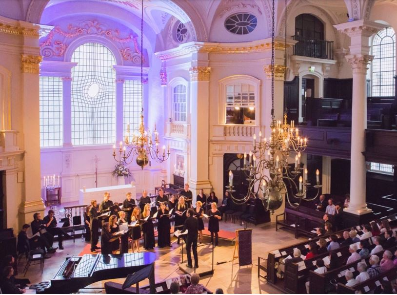 Image taken from the St Martin-in-the-Fields website