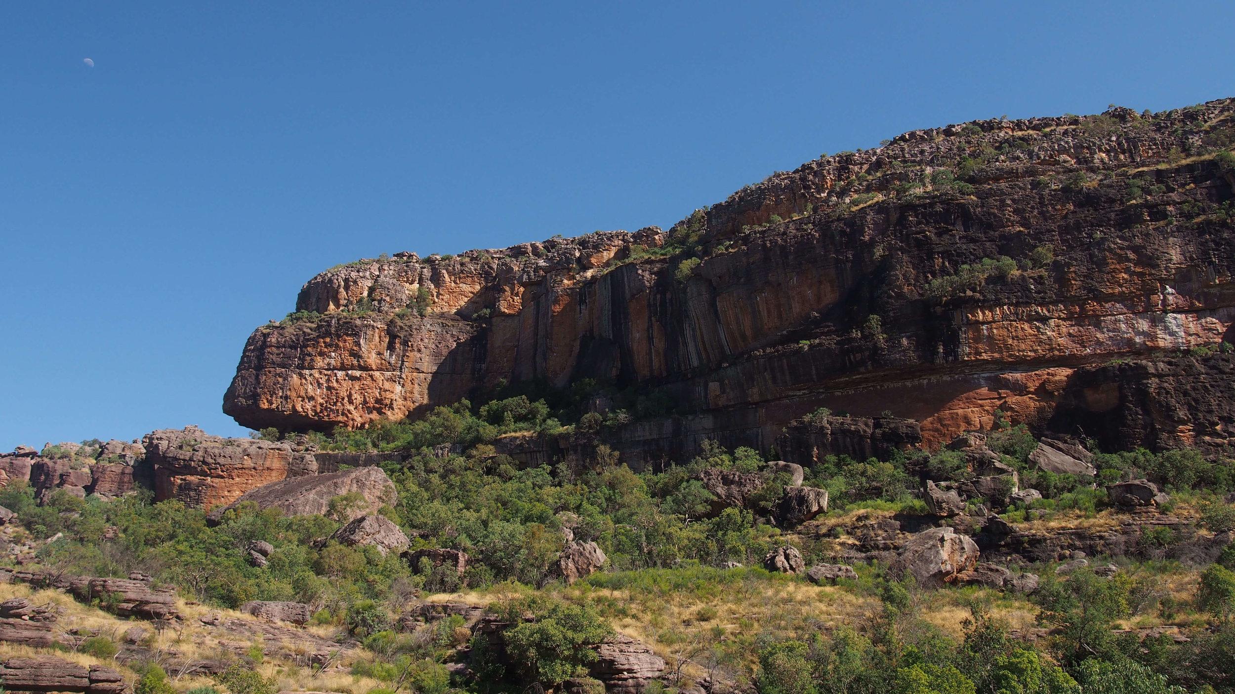 Kakadu National Park Day Tour Nourlangi Rock