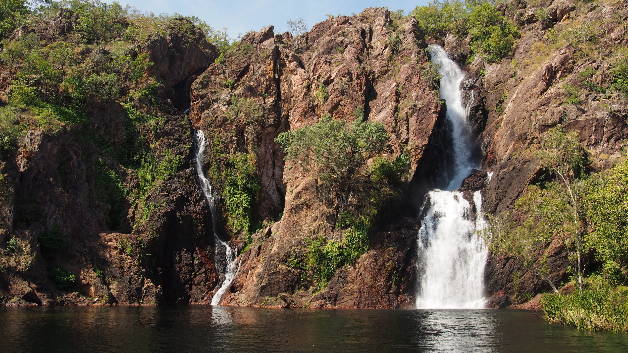 LITCHFIELD NATIONAL PARK DAY TOUR, NT DAY TOURS, KAKADU NATIONAL PARK TOUR, WANGI FALLS BY DECLAN2.jpg