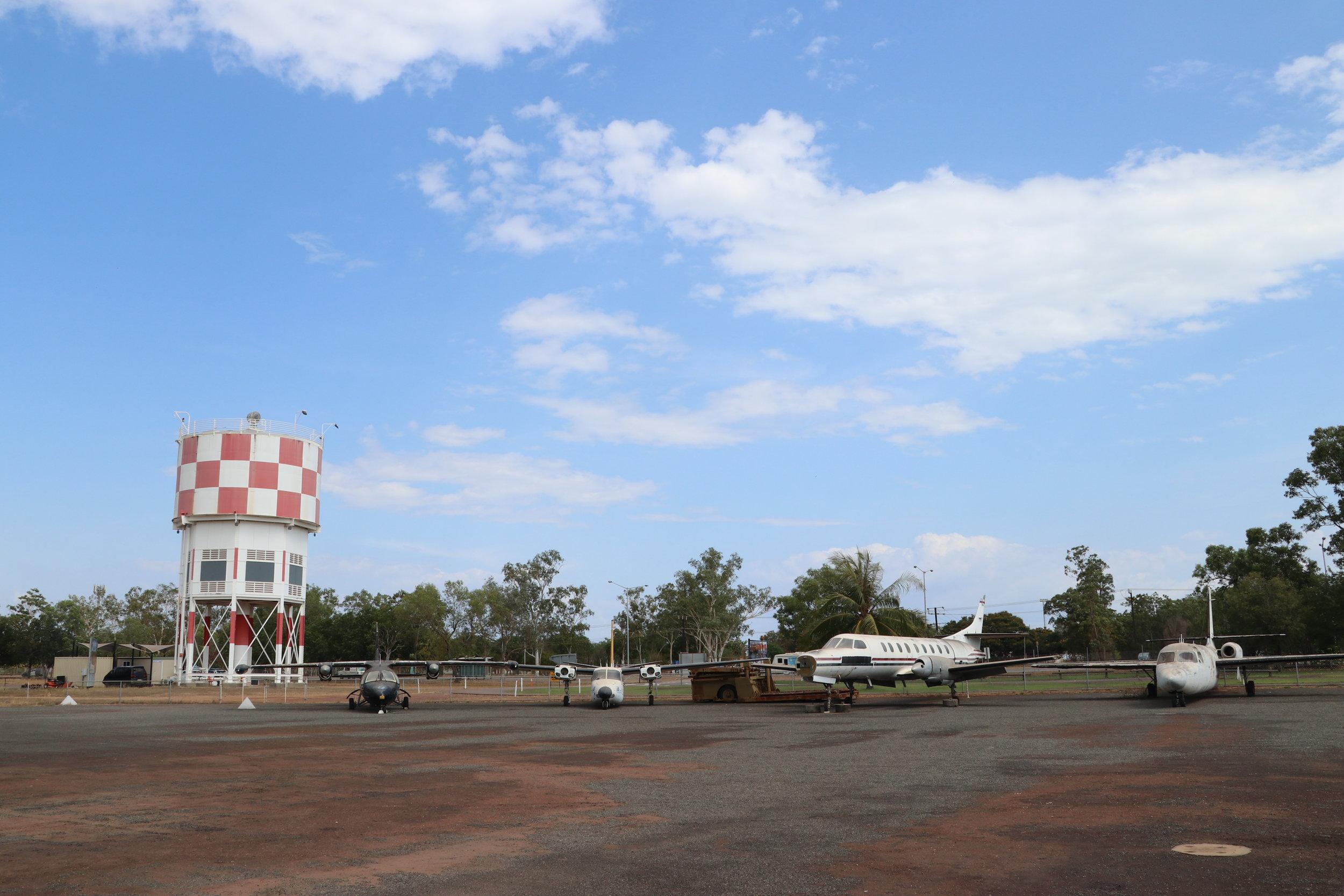 Darwin War History Aviation Museum