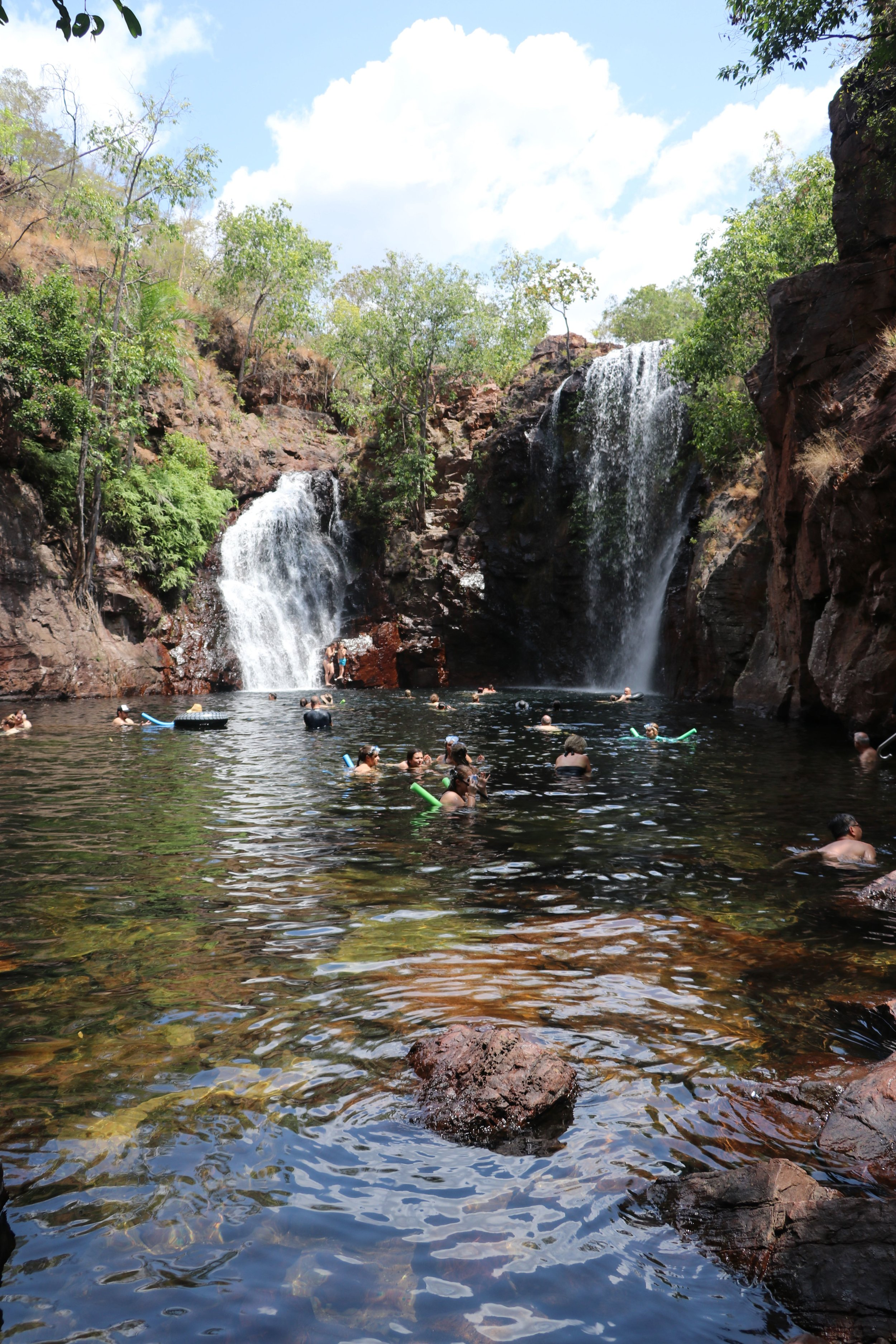 Litchfield Swimming Adventures  Pack your bathers for Darwins most spectacular swimming adventure in Litchfield National Park.  Discover More!