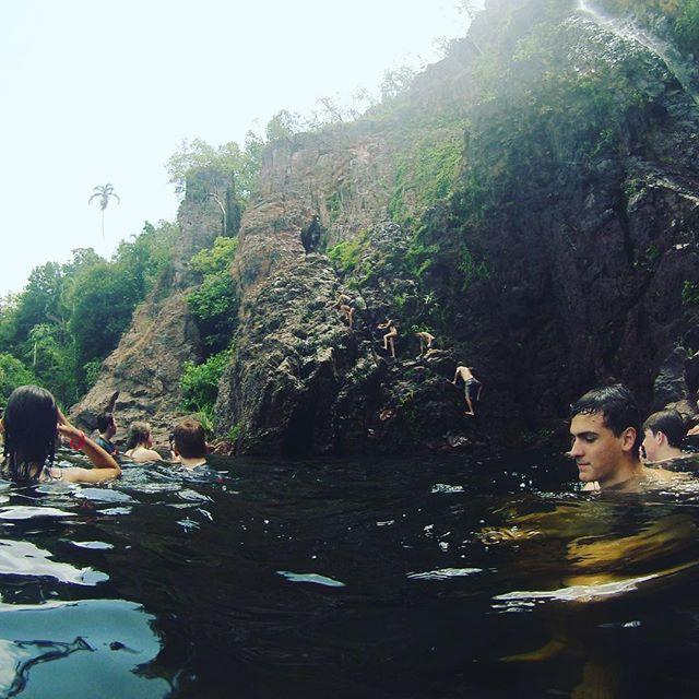 Time to relax 😎💦 . . . . #ntdaytours #litchfieldswimmingadventures #litchfieldnationalpark #wangifalls #tourismtopend #dothent #darwin #northernaustralia #northernterritory #holidayinspo #vacationinspiration #tour #tourism #tourismaustralia