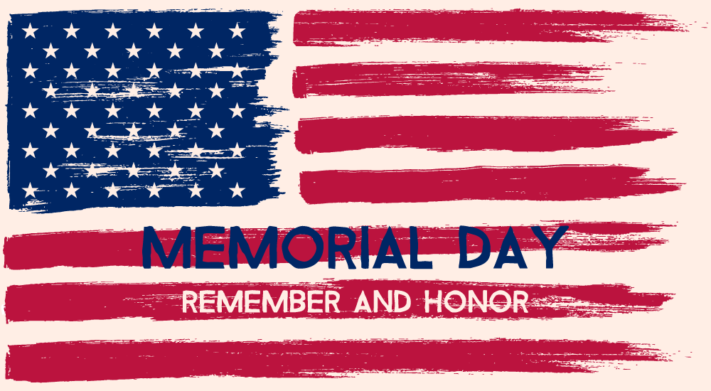 ROCK'n & JAM'n would like to thank all the current and veteran members of our nation's armed services. Please take a moment today to honor the memory of all our fallen American heroes.