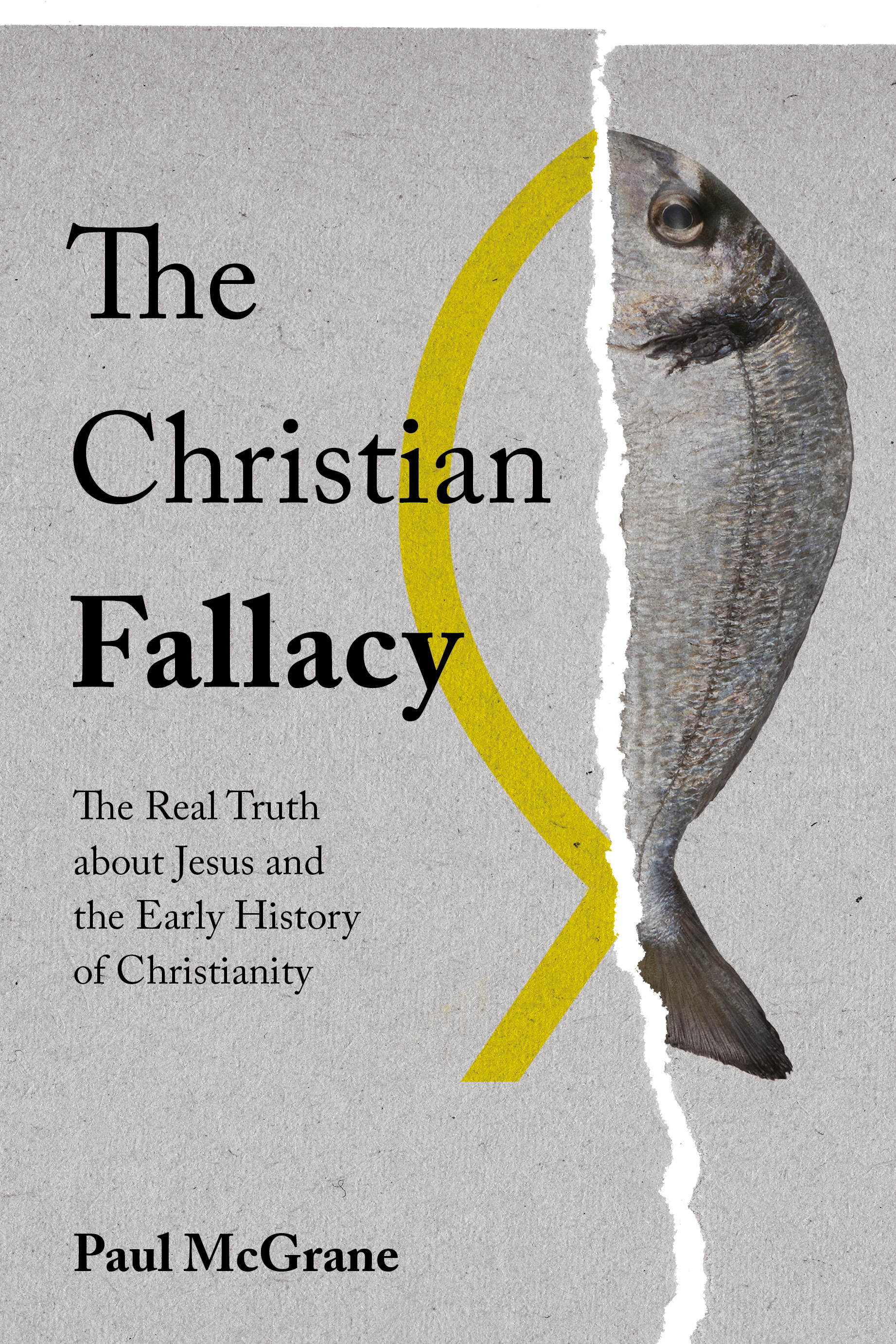 The Christian Fallacy - Does for Christianity what The God Delusion did for general religionReligious belief in the West is atrophying – except in the USA where it has retreated into Christian fundamentalism.This iconoclastic book provides historical reinforcement to the former and a clear challenge to the latter. It offers a completely new and comprehensive answer to the question 'Who exactly was Jesus and how does that relate to what Christians came to believe after his death?'Read More