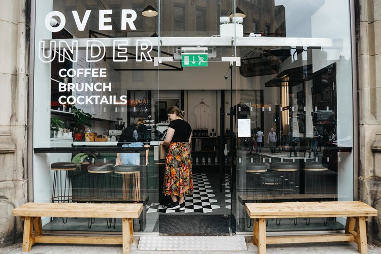 Manchester Over Under Coffee