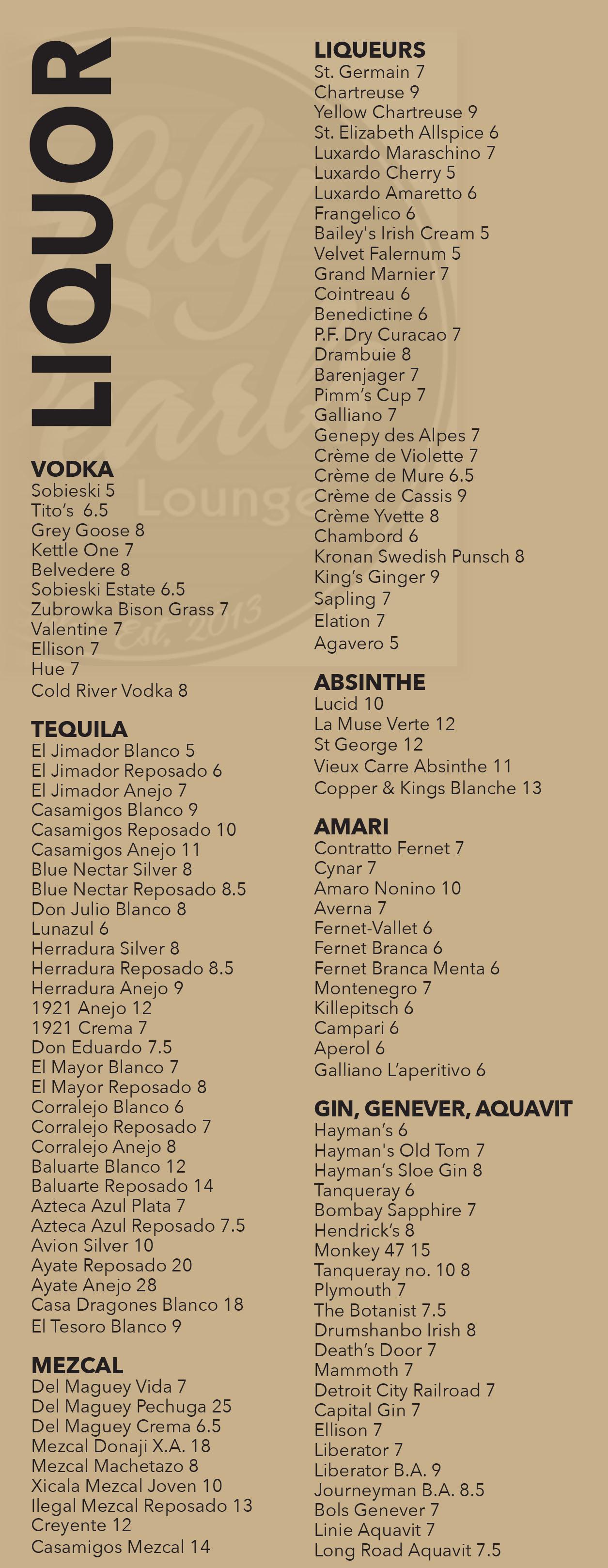 lilly pearl liquor menu back.jpg