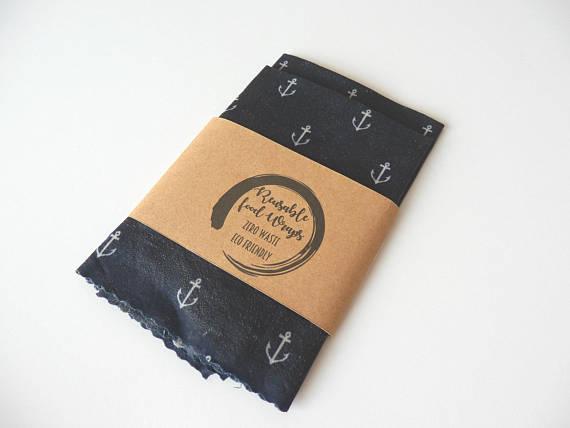 Beeswax Food Wrap £12 (2pc)