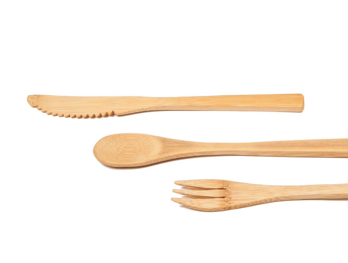 Reusable Wooden Cutlery £5