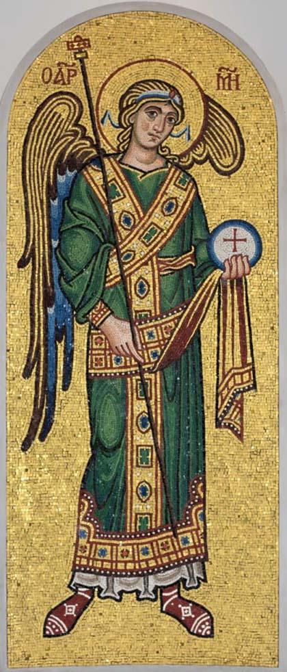 Archangel Michael, private chapel