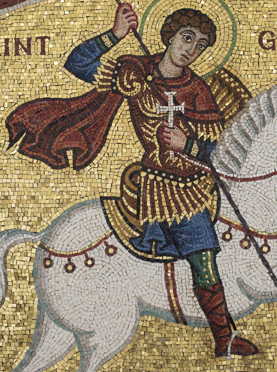 St George Mosaic, St George's, Houston, Texas