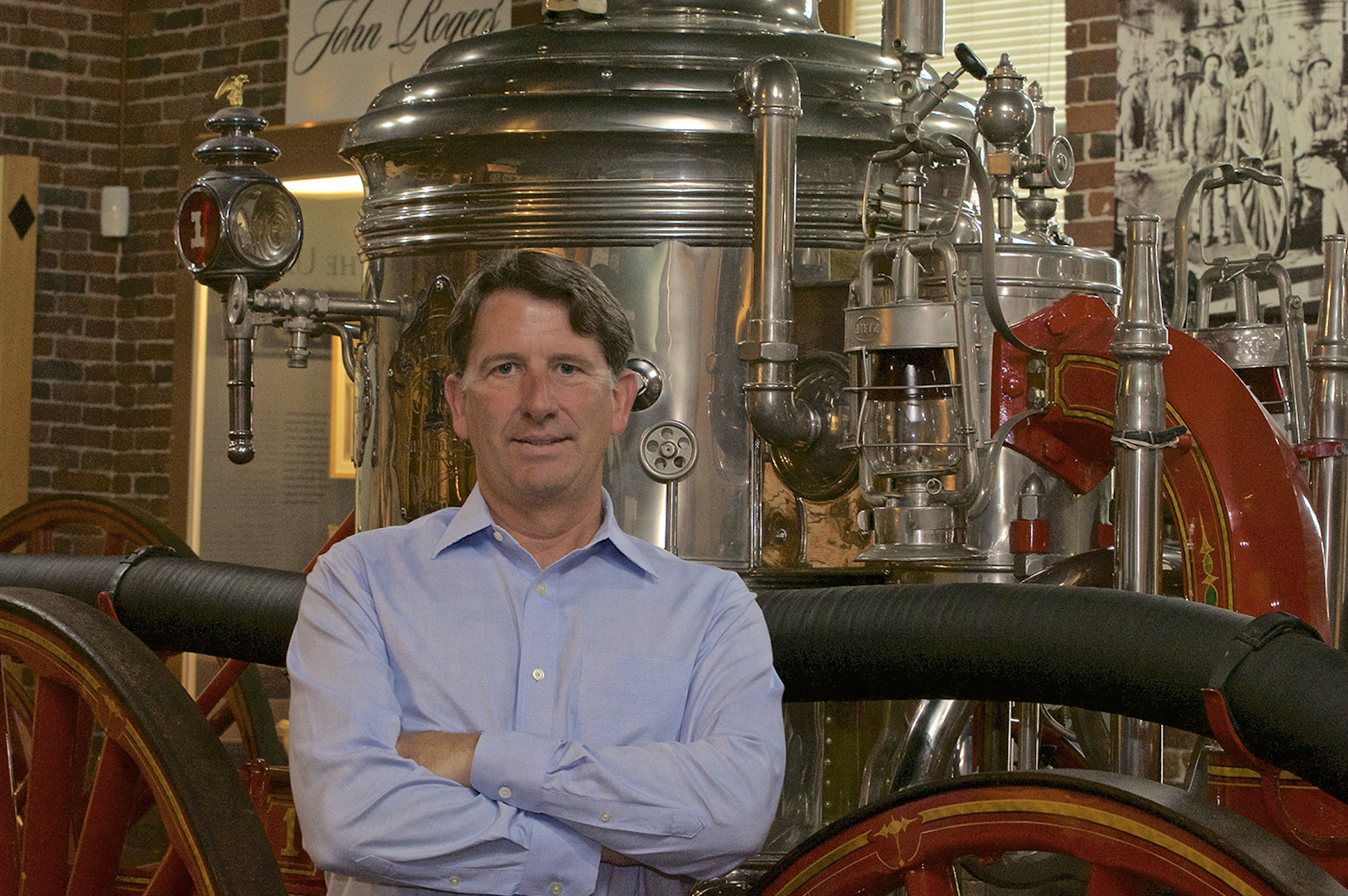 Matt Cookson, Executive Director of the New Hampshire High Tech Council (NHHTC)