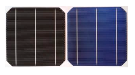 Nanoware vs. traditional solar cell.