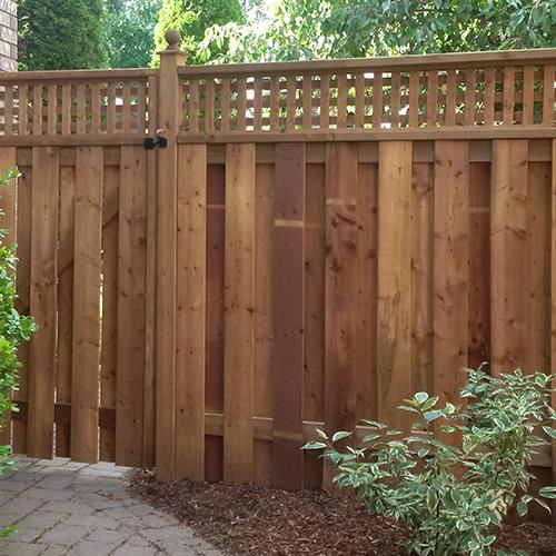 Decks & Wood Features -