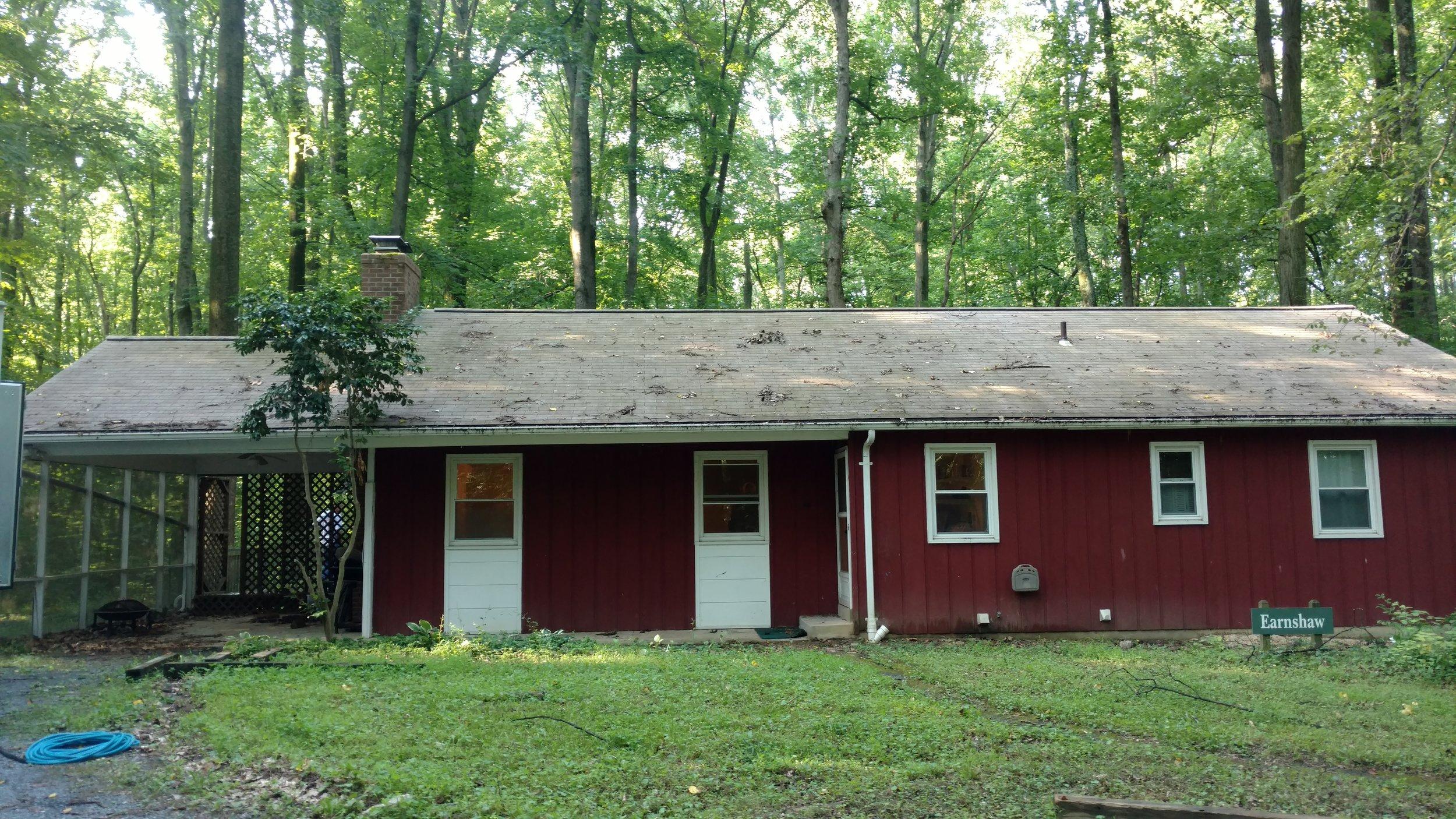 Roof Algae Removal Maryland | Virginia