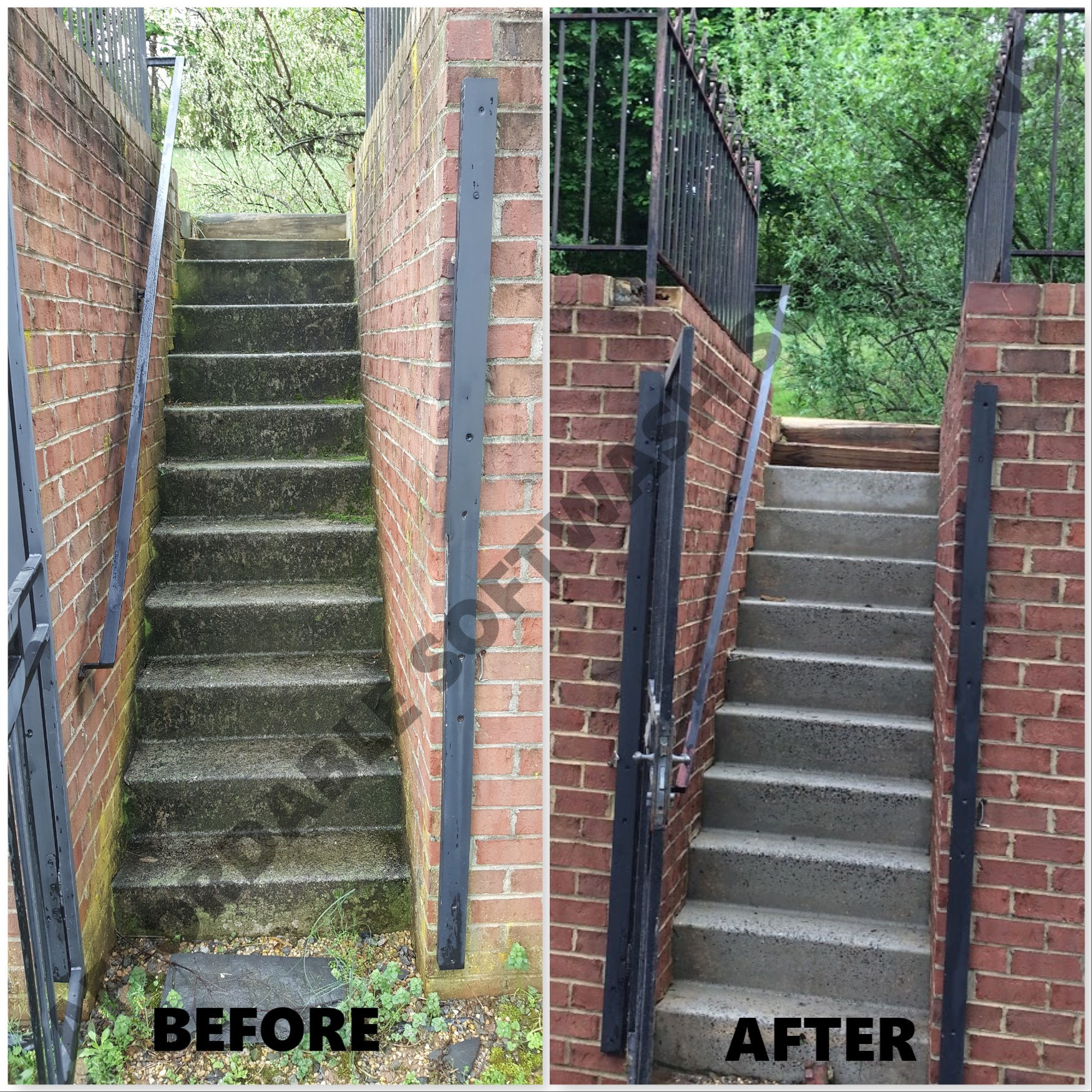 Professional Pressure Wash Companies in Maryland and Virginia