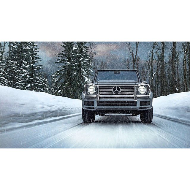 Once upon a winter. • • • #mercedesbenz #g550, #gwagon #industrialfilm #rdmvideo #vichuber #industrialdigital #taggedmedia #winter #peoplescreatives #snow #snowshot #chasecar #cameracar #jacksonhole #wyoming  #snow #winter #canon5d #latergram