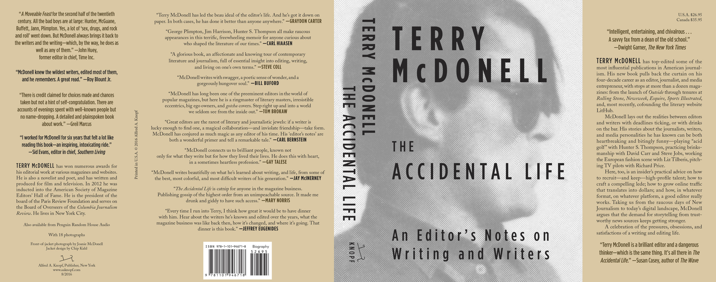 Reviews — TERRY McDONELL