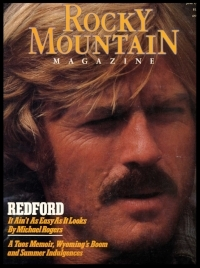 Rocky Mountain Magaizine, Robert Redford