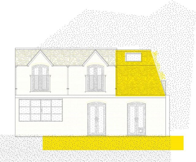 Planning granted for our 'stealth' alteration to a fantastically charming Victorian style coach house! We are very excited to see this one built