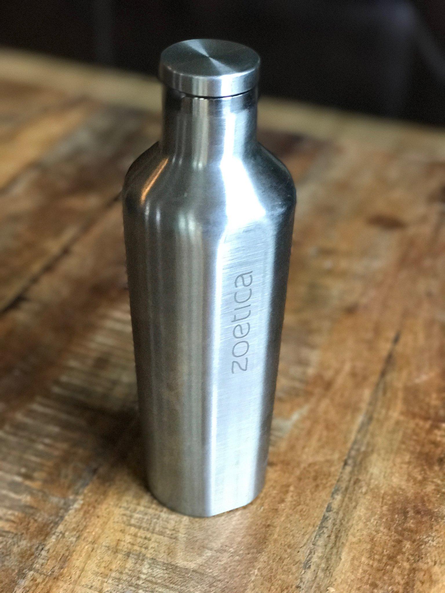 Zoetica's Z-Canteen reusable bottle