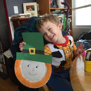 St Patrick's day craft