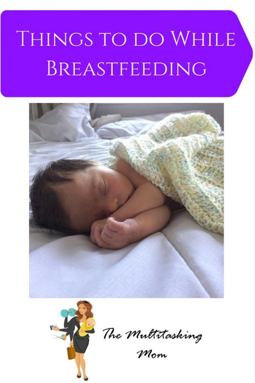 while breastfeeding