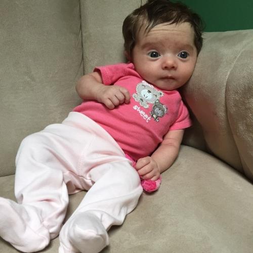 Hailey at 6 weeks