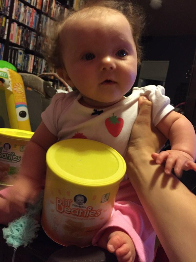 toddler to eat