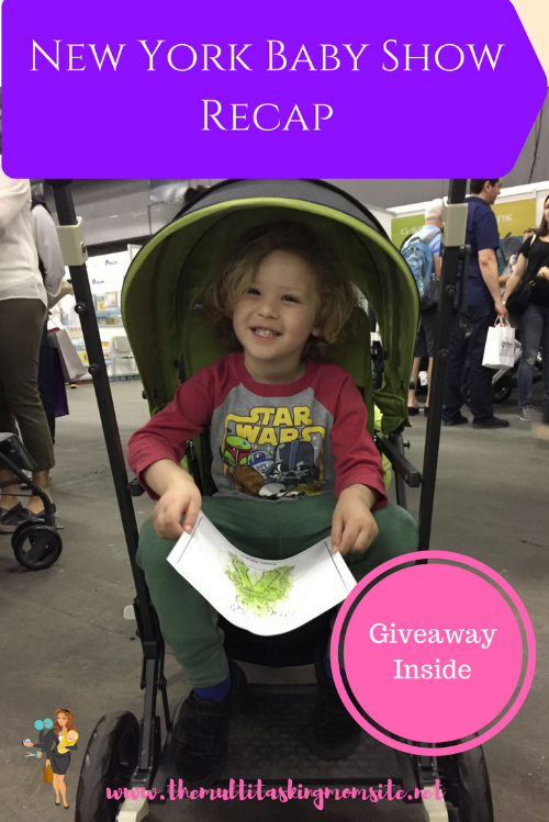 A New York Baby Show Recap complete with my favorite products and a chance to win a swag bag from the event