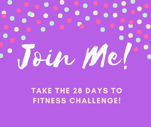 28 day fit challenge