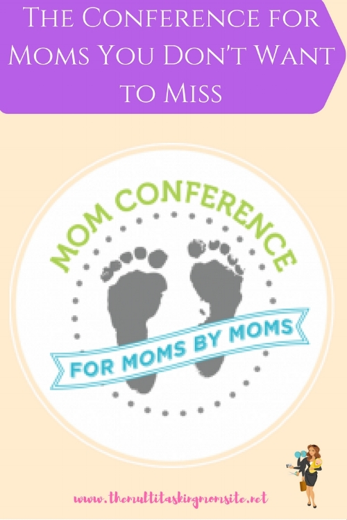 What is the Mom Conference you ask. Well, its a 3 day FREE online conference with 20 speakers giving tips, advice and insight on all aspects of mom life.