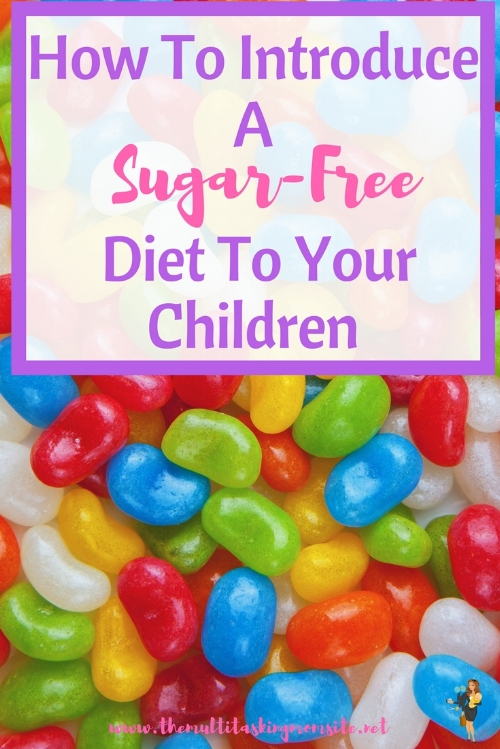 Most of us eat 3 times the amount of sugar recommended for a healthy diet each day. It is essential that we reduce the sugar intake of ourselves and our kids.