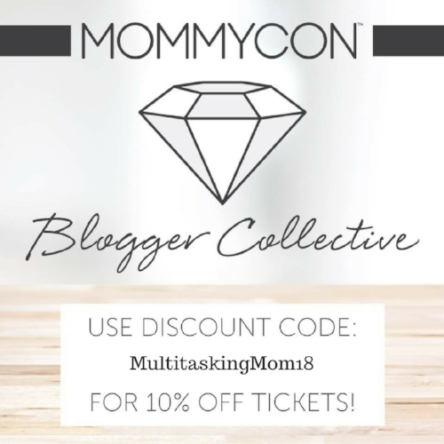 MommyCon 2018 Discount Code