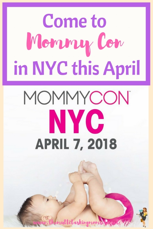 MommyCon is the place to get all the info you need about parenting babies and toddlers so check it out!