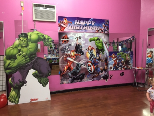 Avengers Decor