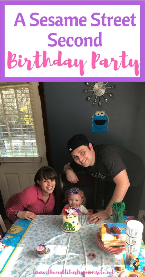 Check out how we created a Sesame Street themed party for our almost 2 year old!