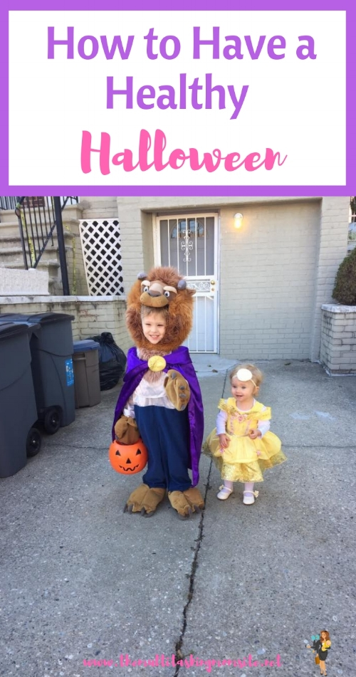 Ideas to ensure your kiddos have a healthier Halloween without ruining the fun!