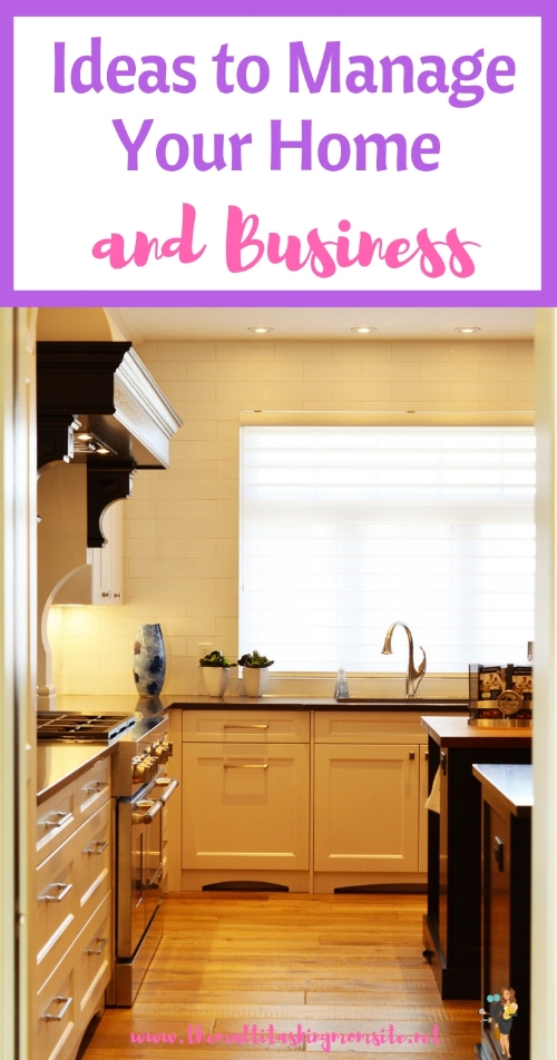 Check out this collection of quick tasks to help you stay on top of your home and your work.