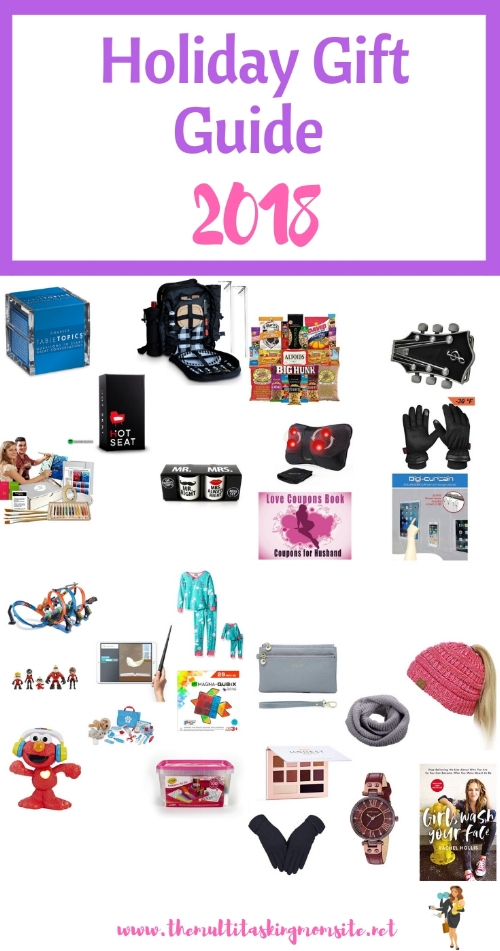 Check out this list of holiday gifts with everything you need for the entire family plus friends.