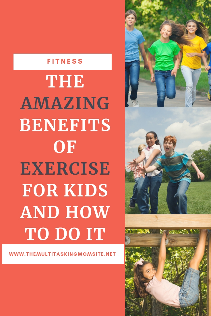 Exercise is so important for our kids physical and mental health. Find out why and how you can get them moving and you moving along with them!