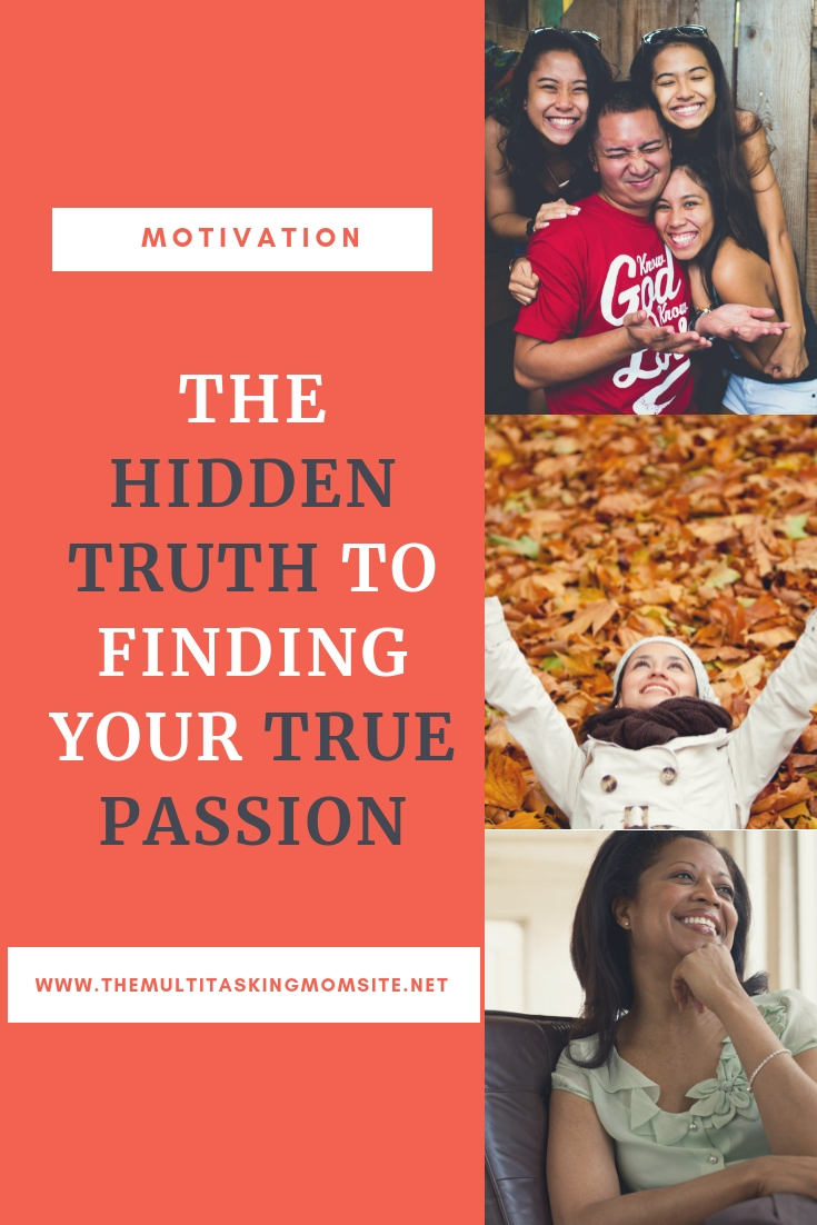 Find out what it means to have a passion in life and the secret to finding it!