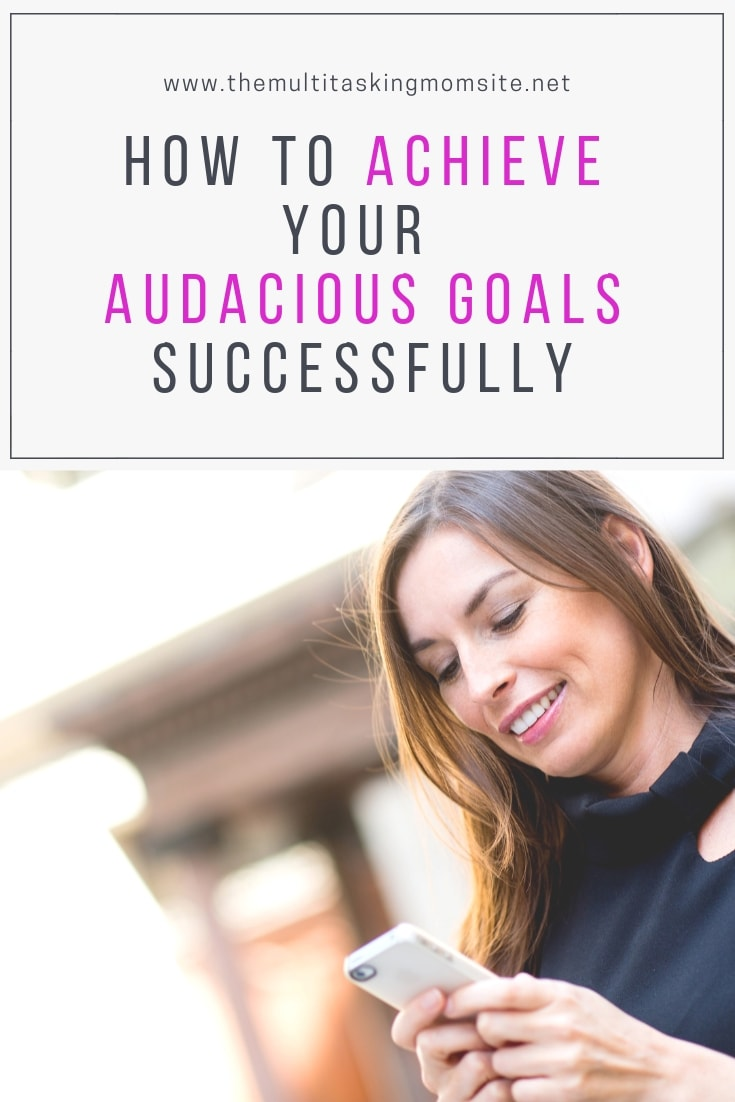 """Check out the process to go from """"I have a goal"""" to """"I know how to achieve it""""."""
