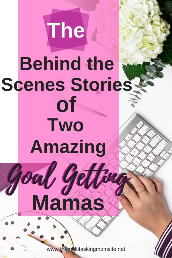 Find out how two amazing single moms are killing it in business and as moms.