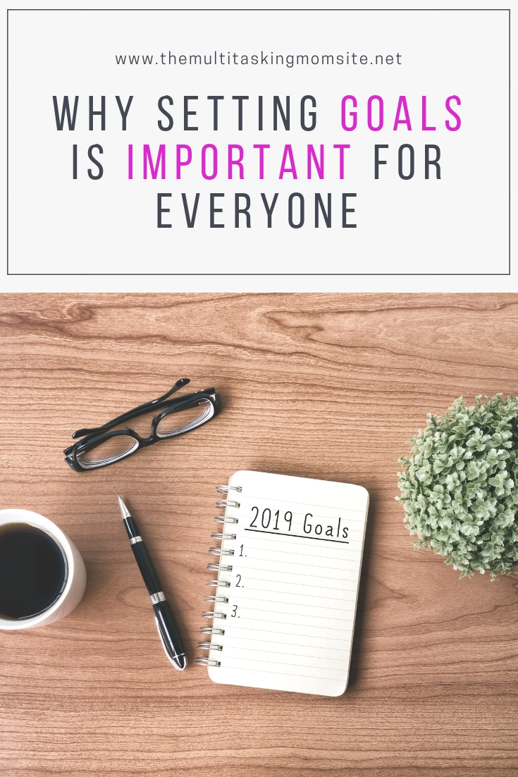 Goal setting is not just about getting something done.  It actually can have a huge impact and numerous aspects of your life.