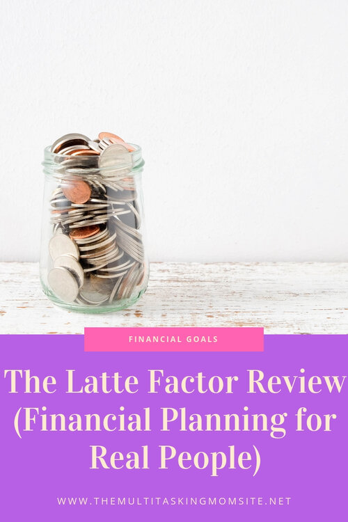 Find out how The Latte Factor can help you sort out your finances and save to build wealth.